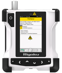 Rigaku ResQ CQL 1064 nm handheld Raman analyzer