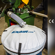 EXAIR's Drum Cover Keeps Bulk Material Contained and Free of Contaminants