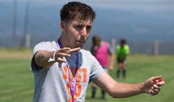 Nike Player One Soccer Camp to be coached by Ben Maxwell