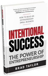Intentional Success, The Power of Entrepreneurship