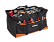WORX Large Zippered Tool Tote has multiple interior and exterior pockets to fit tools and accessories of various sizes.
