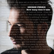 George Perris - How many does it take - single cover