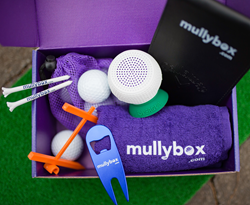 Mullybox, Golf Subscription Box, Mullybox Golf Subscription