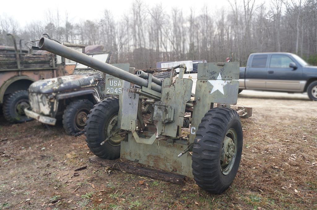 Poinsett Auction & Realty to Auction Military Items Featured on