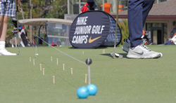 Nike Junior Golf Camps has grown to 170 locations nationwide.