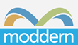 Image of logo for moddern marketing – nyc healthcare agency