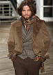 MËNAJI + Joseph Abboud Rocked New World Immigrant Style at His Fall 2019 Menswear Collection
