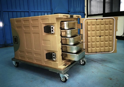 Coldtainer product lines provide flexible and convenient solutions for professionals who have to transport perishable goods, while maintaining health and safety standards.