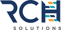 Full-color image of the RCH Solutions logo.