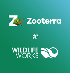 Zooterra partners with Wildlife Works