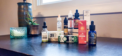 photo of the top 10 CBD vape products from the new ranking by CBD Hacker
