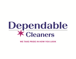 Dependable Cleaners Logo