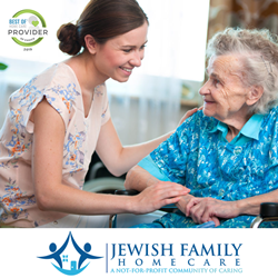 Jewish Family Home Care Announced as 2019 Best of Home Care ® Provider of Choice