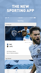 New Sporting KC App