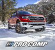 Pro Comp Upgrades the New 2019 Ford Ranger for Off-Road Terrain