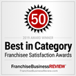 Second Year in a Row Dream Vacations Tops Franchisee Satisfaction