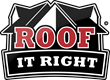 Roof It Right logo