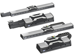 Mid-Size Linear Stage Family: V-412, L-412