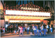 The Paramount Theater in Peekskill, N.Y.