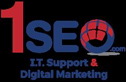 1SEO I.T. Support & Digital Marketing logo