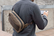Sutter Sling Pouch — Great carrying case for Nintendo Switch, with the new Switch Taco