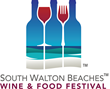 The 2019 South Walton Beaches Wine & Food Festival will be held April 25 - 28 in Grand Boulevard at Sandestin on the Northwest Florida Coast.