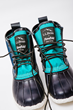 L.L.Bean's iconic boots are made in Maine with Flowfold's USA-made X-Pac fabric.