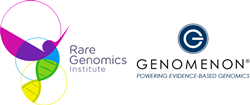Rare Genomics Institute and Genomenon