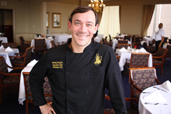 A photo of Executive Chef Wesley Douglas