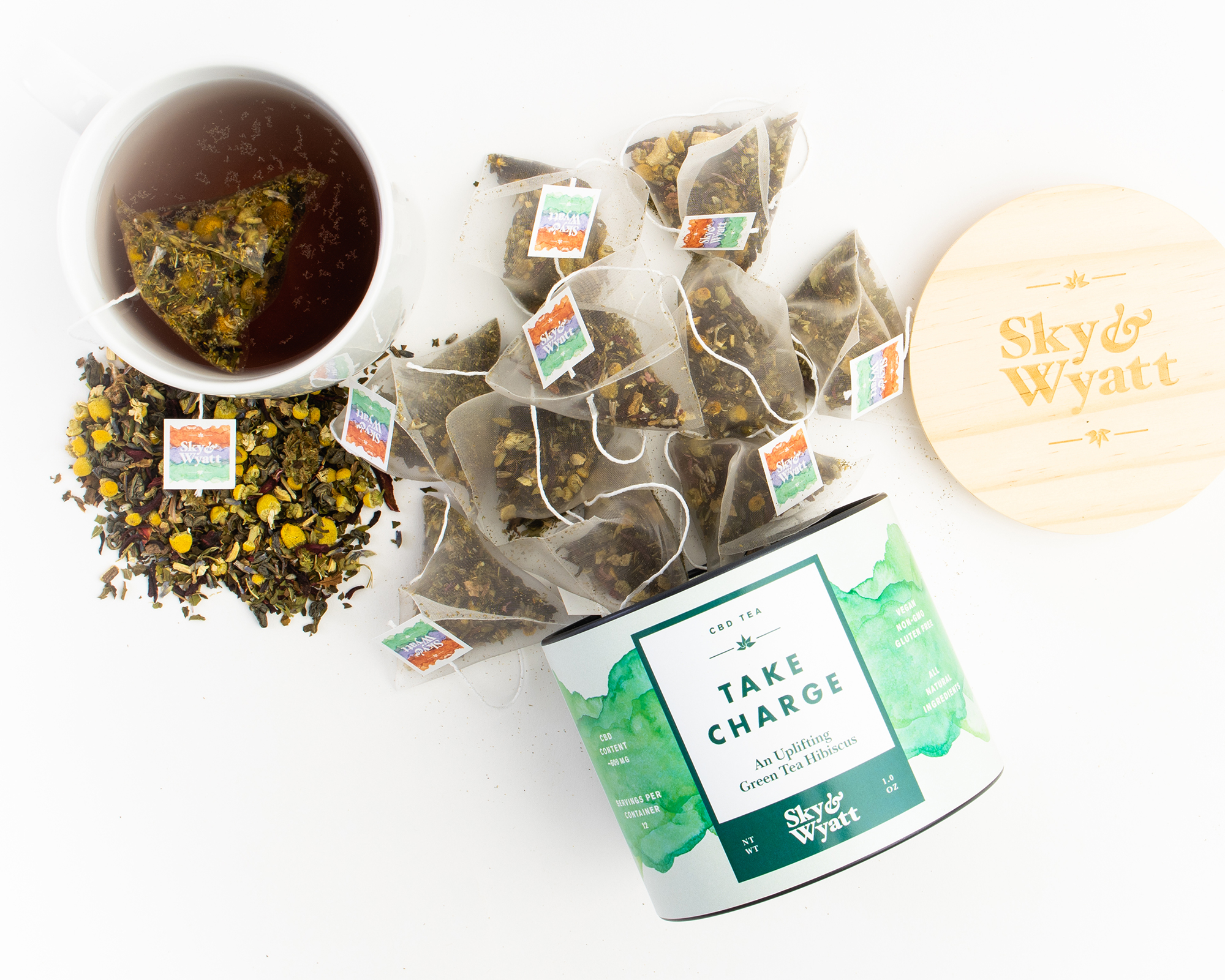 The Tea Spot to Showcase Its OEM Capabilities for Organic