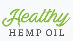 Healthy Hemp Oil logo