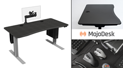 gaming standing desk