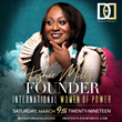 Creator and Executive Producer Of The Diaspora Dialogues Koshie Mills Presents The 2nd Annual International Women Of Power Event In Los Angeles