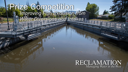 Fish Exclusion Prize Competition Cover Slide