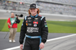 Richard Petty's grandson, Thad Moffitt, getting ready to make his race debut at Daytona International Speedway.