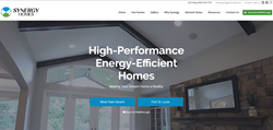 West Palm Beach Web Design | Custom Home Builder | THAT Agency | Synergy Homes