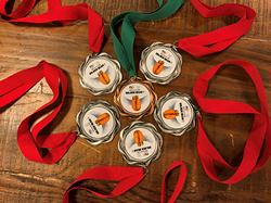 Golden Bean North America Medals won by Crimson Cup Coffee & Tea