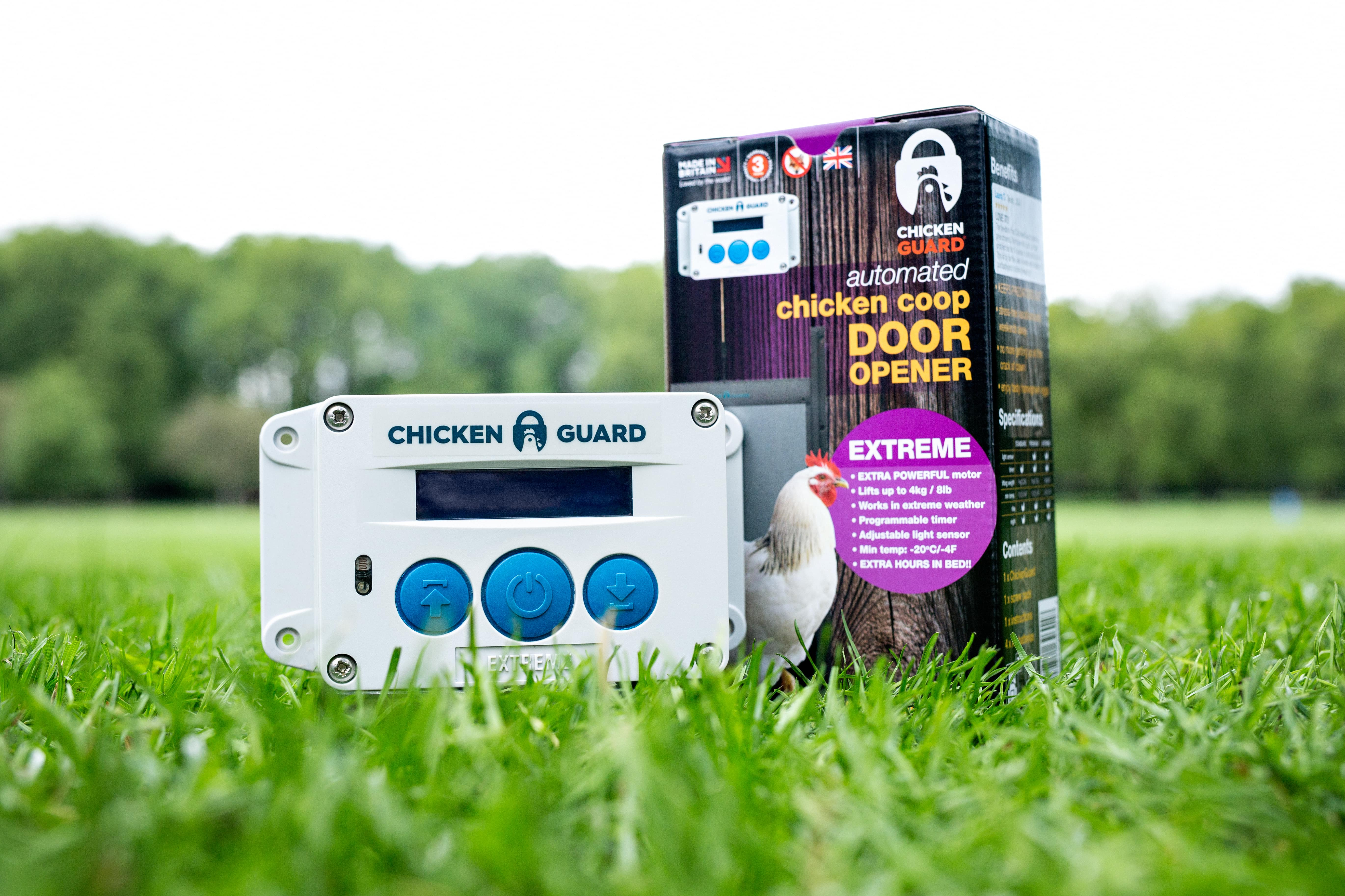 ChickenGuard to Feature Latest Innovation at Global Pet Expo