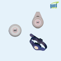GuardRFID Push Button Tag