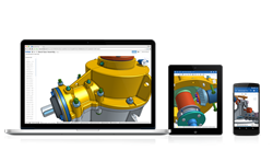 Onshape is the only product development platform that combines CAD, data management, workflow, real-time collaboration tools, and more than 50 engineering applications in one cloud-based system.