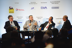 Bill Alashqar, SVP, Global Sales & Marketing participated in the E&P Technology Panel Discussion