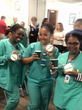 The AdventHealth Wesley Chapel care team celebrates being named Top 100 Hospital by IBM Watson.