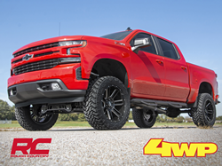 4 Wheel Parts (4WP) has partnered with leading industry manufacturer Rough Country Suspension Systems
