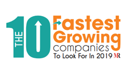 Inbound Marketing Agency, Prism Global Marketing Solutions, Named a Top 10 Fastest Growing Company to Look For in 2019