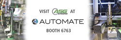 ASG at Automate 2019