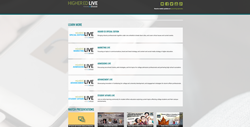 First look at Higher Ed Live's new Conduit platform.