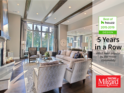 Milgard Best of Houzz Design 5 Years in a Row