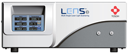 LenS3 Multi-Angle Light Scattering detector