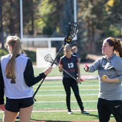 NBC Camps will be offering a girls lacrosse camp in Spokane, Washington hosted at Whitworth University