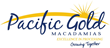 Logo of Pacific Golden Macadamia